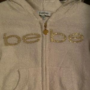 Bebe jacket/sweater